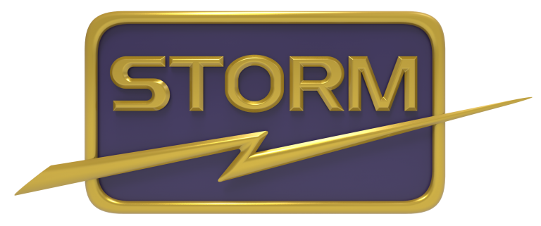 Cornwall Waste Solutions and Storm Logo